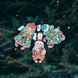 Цвет рождества